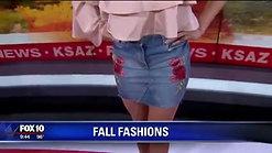 Fall Fashions on FOX 10 Arizona