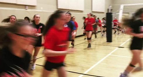 Girls Open Gym 2018