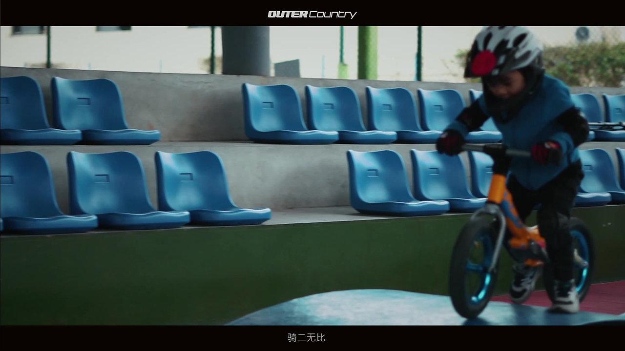 ランニングバイク记录片 feat.騎二無比(武漢)(北京總部)