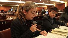 Módulo IV. 'La Garantía de Defensa en la Audiencia Inicial' Mtra. Italy Ciani