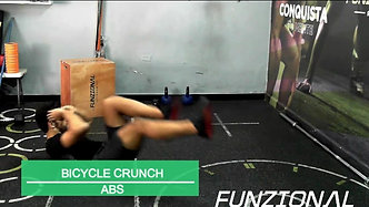 BICYCLE CRUNCH ABS