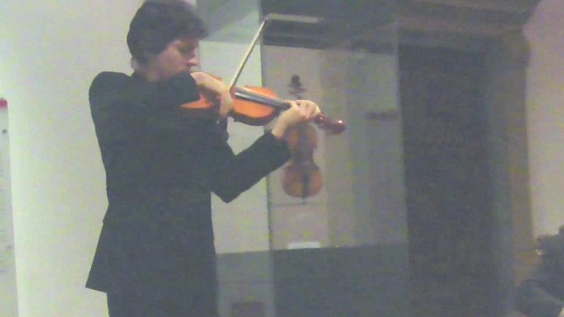 "N.Paganini - ""Cantabile"""