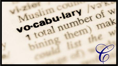 New Terms (Vocabulary)