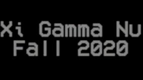 Recruitment Fall 2020