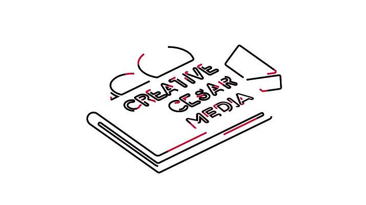 Creative Cesar Media logo