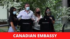 Canadian Embassy in Lebanon