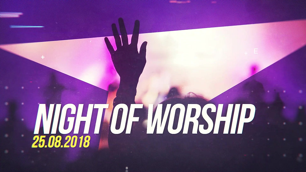 Night of Worship promo video