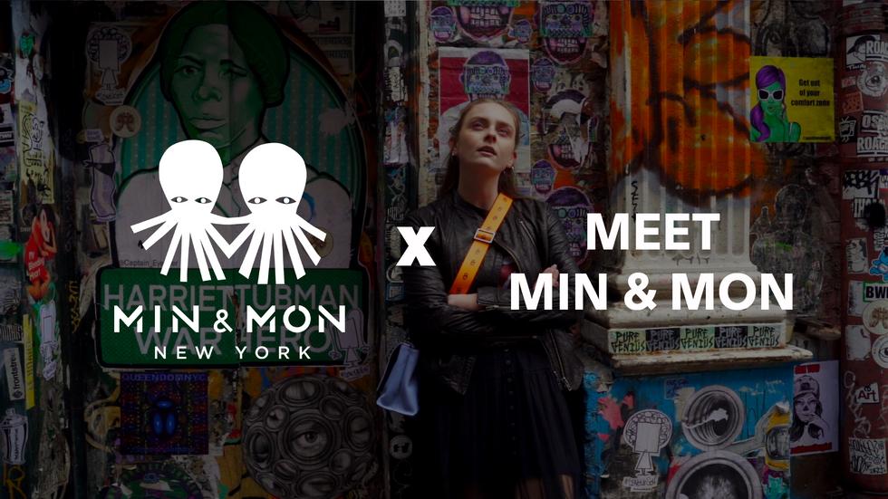 Min & Mon / Meet Min & Mon