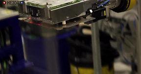 Instalace prvního úložiště HE3DA v USA