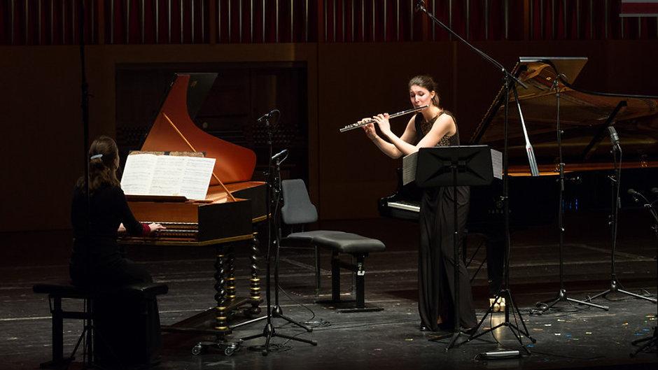 """Michel Blavet: Sonate g-Moll """"Le Lumague"""""""