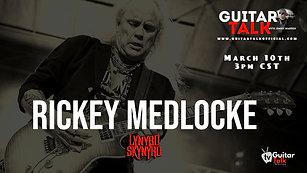 Rickey Medlocke (Lynyrd Skynyrd)
