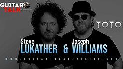 Steve Lukather & Joseph Williams of Totot