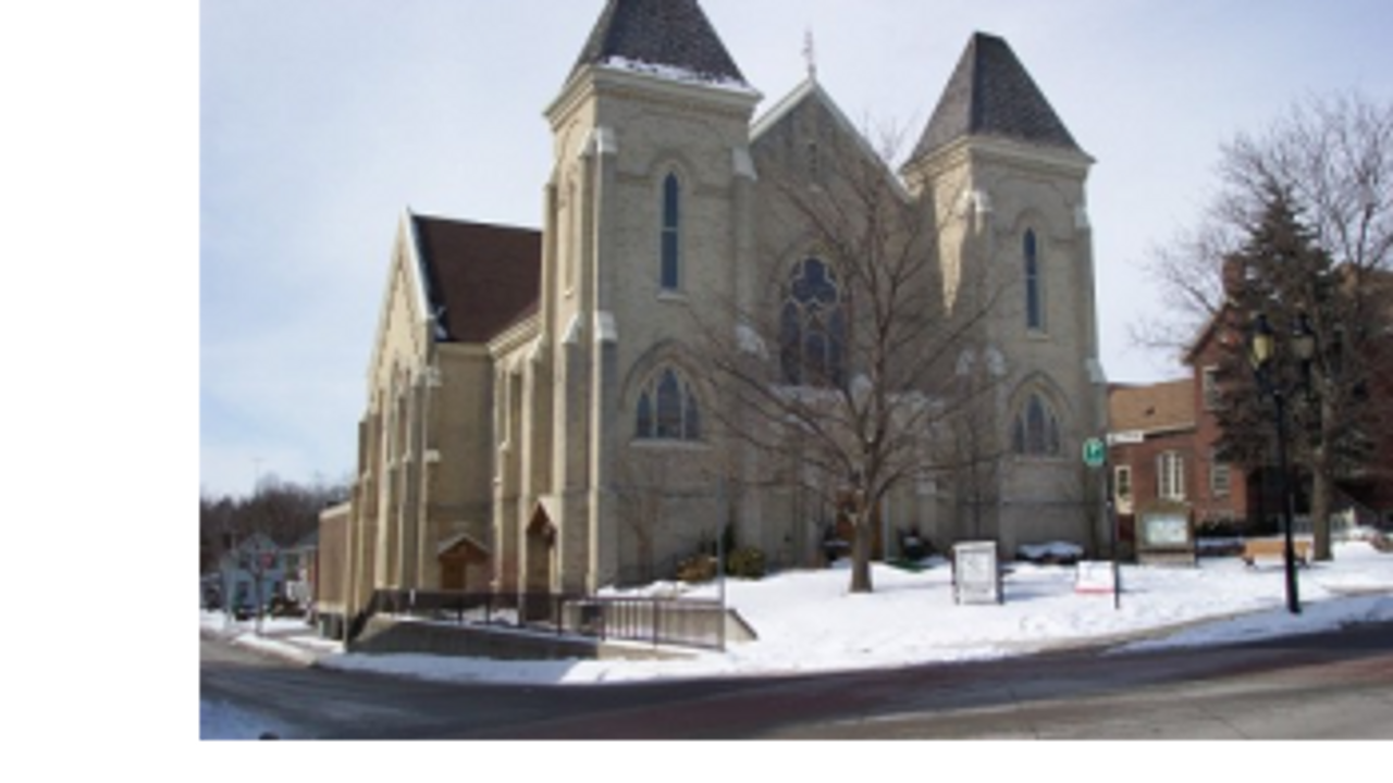 Trinity United Church - Newmarket