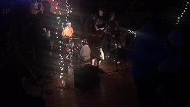 End of Summer live jam in the Rec Lodge
