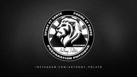 Logo Anthony Polato (Intro 2020)