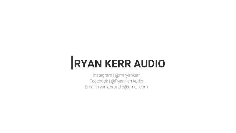Sound Re-Design Series