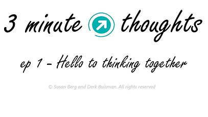 Ep 1 - Hello To Thinking Together