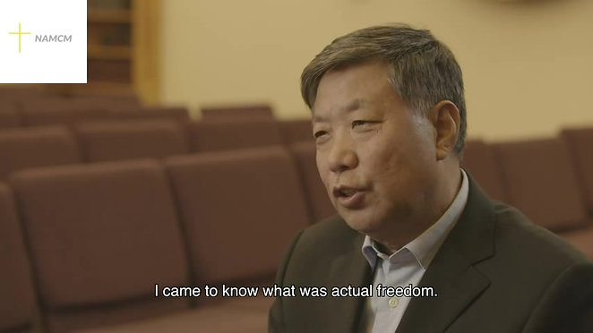华人牧者团契-理事访谈  Interview of Board Members