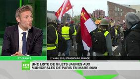 Thierry-Paul Valette  «Le mouvement des Gilets jaunes a été un laboratoire à ciel ouvert»