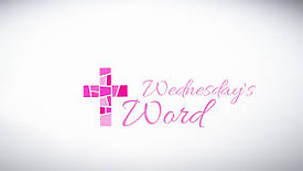 Wednesday's Word, June 3, 2020