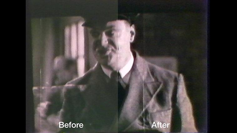 VHS Restoration