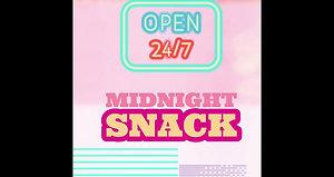 Midnight Snack 🍦 Litter