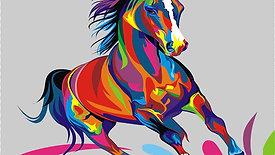 Equus Rhapsody (two cellos, voice)