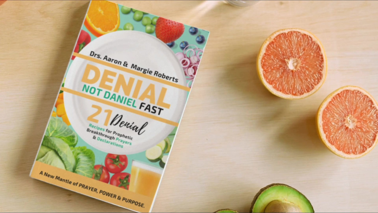 Denial Not Daniel Fast Book Com