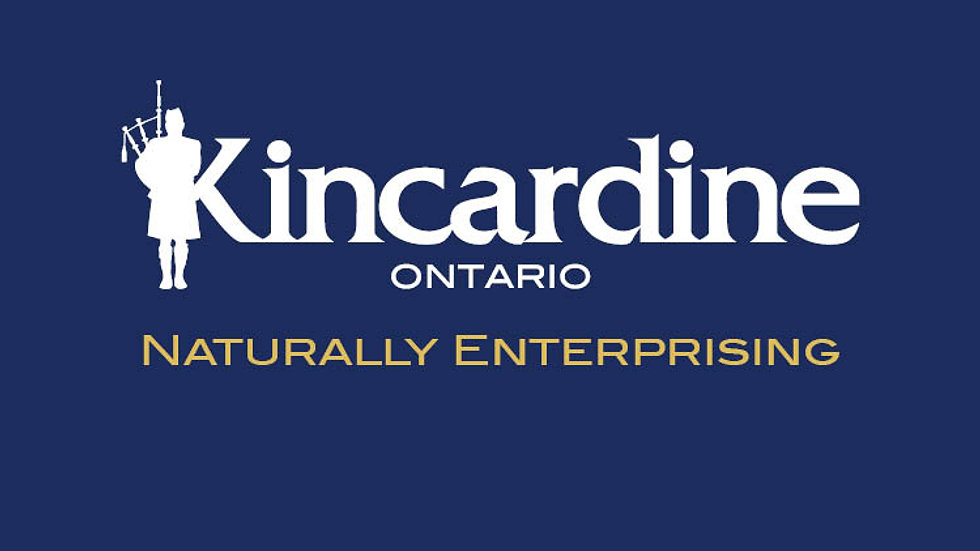 Kincardine - Naturally Enterprising
