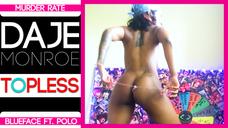 DajeMonroe - Rate [Blueface Ft. Polo G]