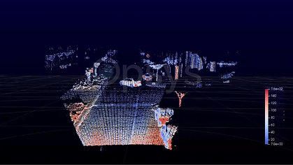 OPSYS LIDAR - Intensity