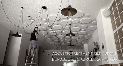 EliAcoustic - Absorption Panels
