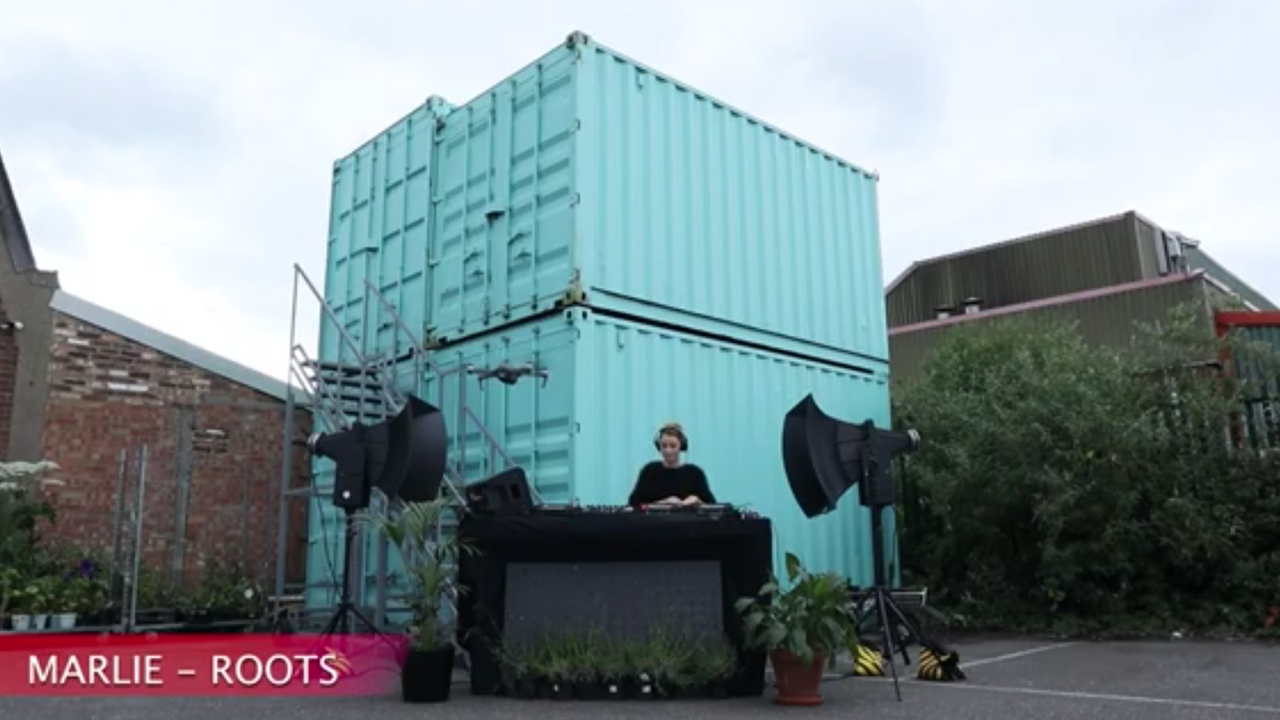 Marley Roots DJ Set