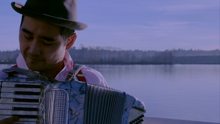 Accordion Man | Sous le ciel de Paris