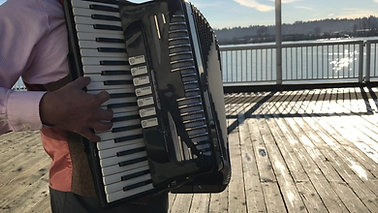 Accordion Man | Tarentelle Sicilienne