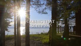 'Chisik', 'Kalgin' & 'Cape Kasilof': Cabins for 2-4