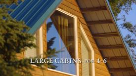 'Denali' & 'Foraker': Cabins for 6