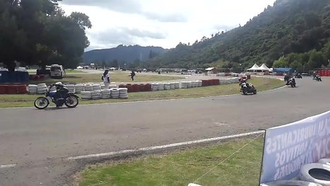 Entrenamientos motos