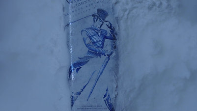 Johnnie White Walker Product Shot