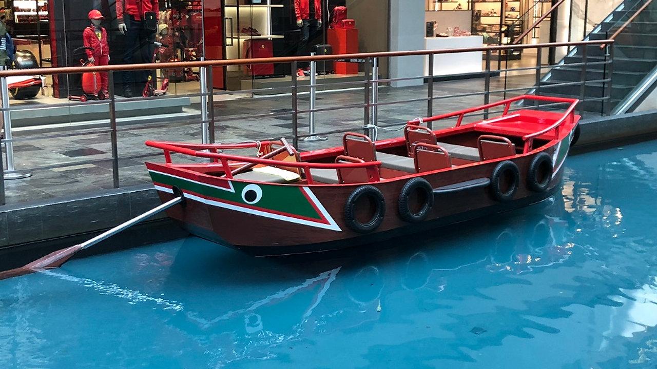 Custom Boat