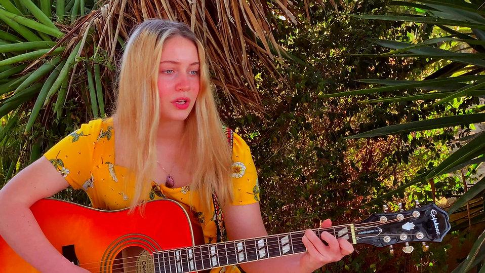 "Emily sings ""A Million Dreams"""