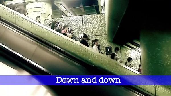 RIDE the ChongQing SUBWAY 坐重庆市地铁去