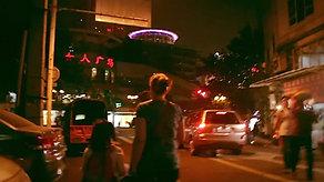 重庆市渝中半岛解放碑人ChongQing Jie Fang Bei People