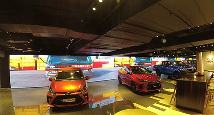 Richmedia LED Technologies (Indoor LED Video Wall)