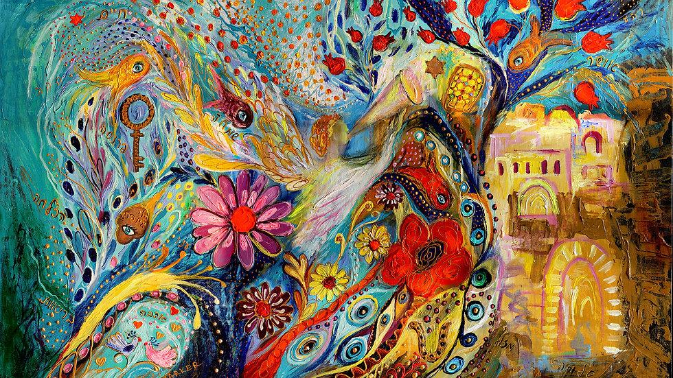 Avinu Shebashamayim, a Medley of Shabbat Music and a beautiful rendition of Mishaberach