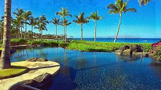 Wailea Beach Villas Luxury Four Bedroom Three Bath Condo