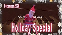 Afternoon Piano Break December 2020