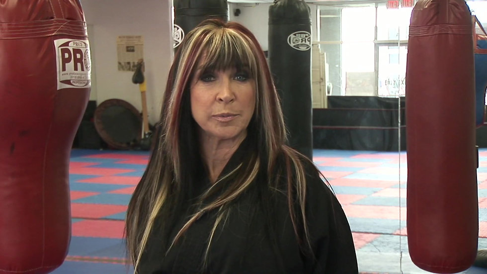 Women's Self Defense Special With Cynthia Rothrock