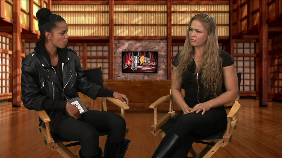 3 Rounds With Ronda Rousey