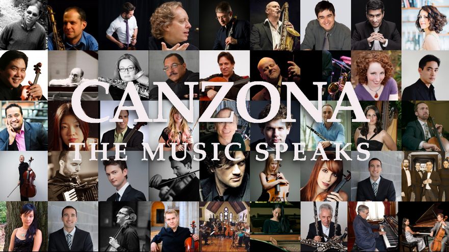 CANZONA CHAMBER PLAYERS VIDEO